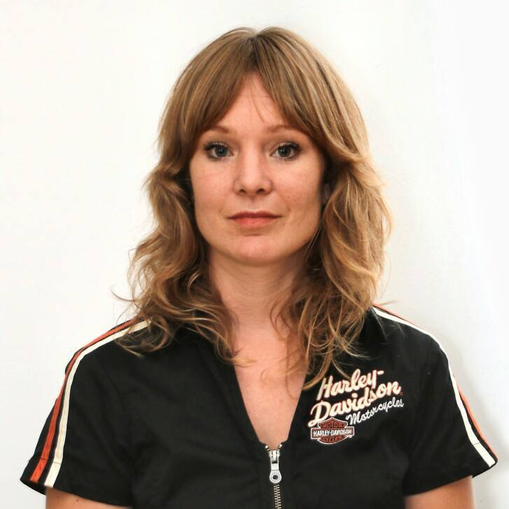 Anna Marie Deary Marketing Manager Benelux Harley-Davidson