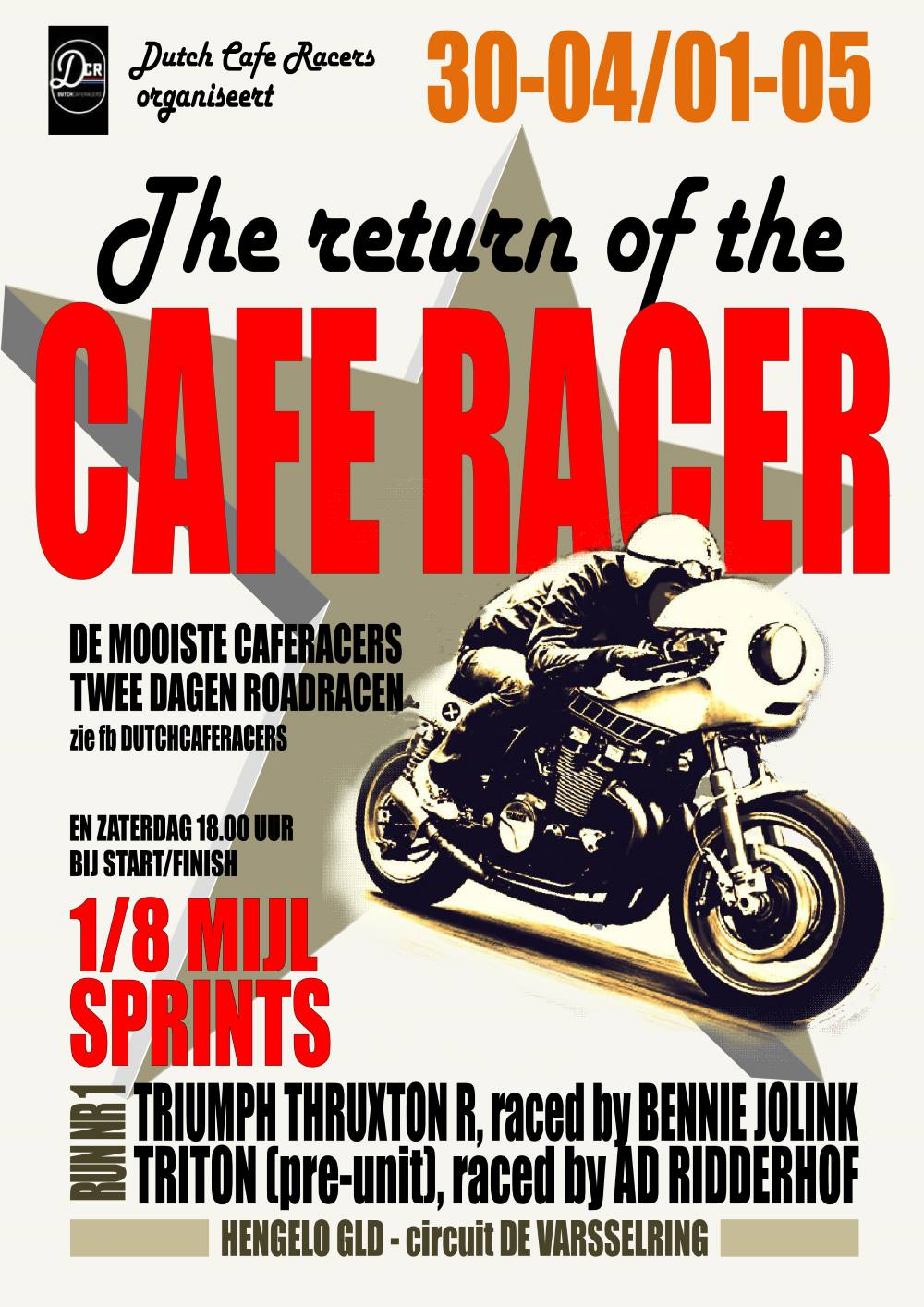 Caferacer meeting Varsselring