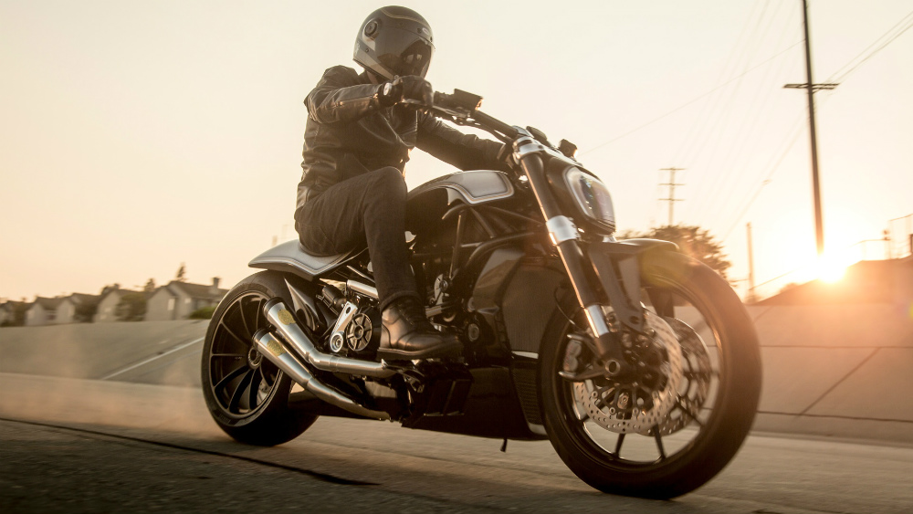 Roland Sands Ducati XDiavel RSD