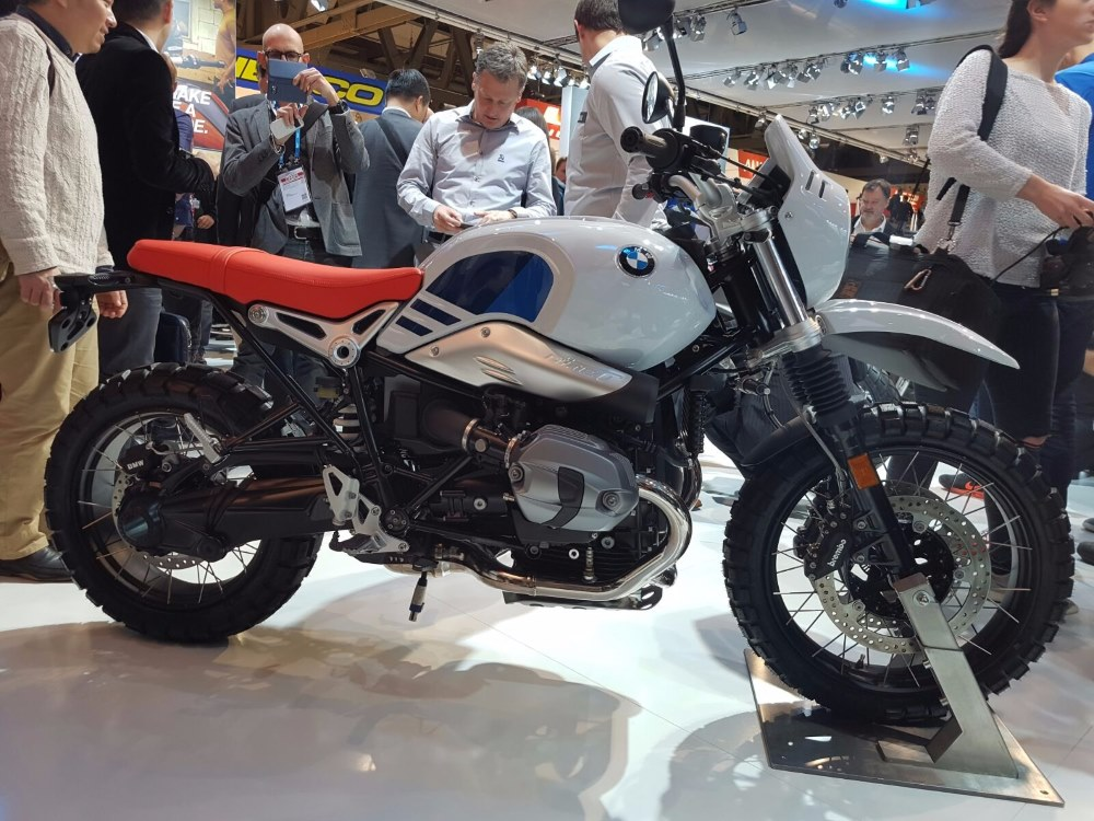 BMW R Nine T Urban GS